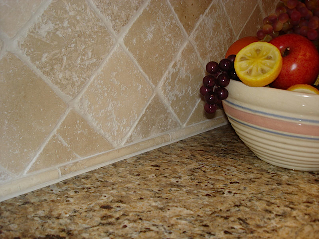 City Tile kitchen backsplash